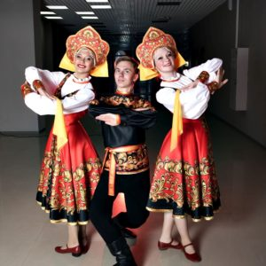 Руски народен танц