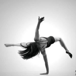 Съвременен танц с Ина