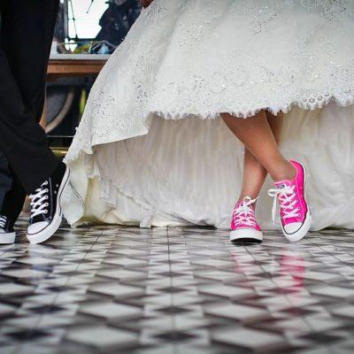 Сватбен танц – индивидуална хореография